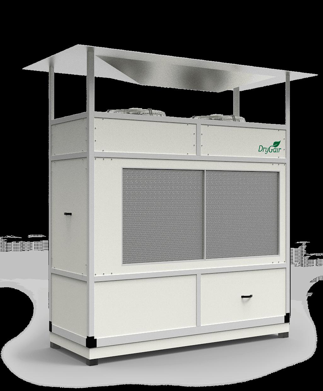 Drygair dehumidifier unit