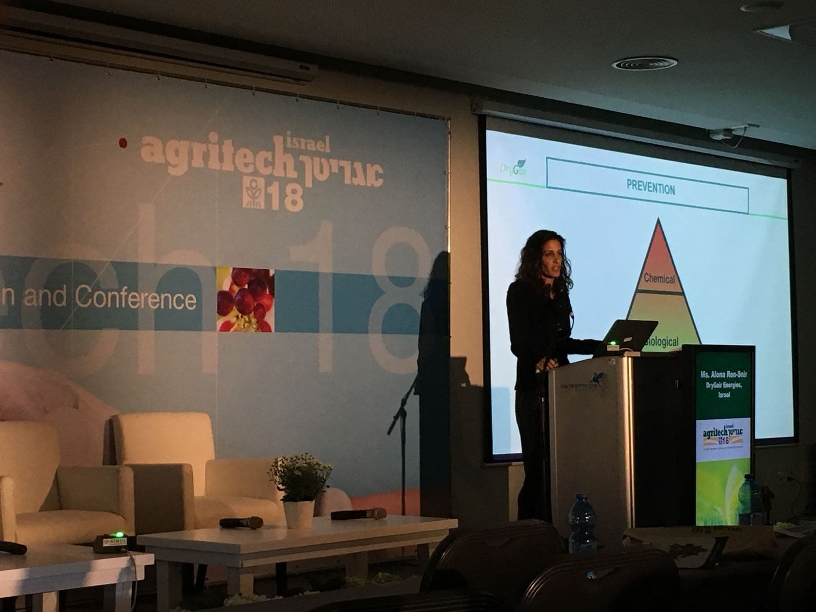 agritech conference presentation