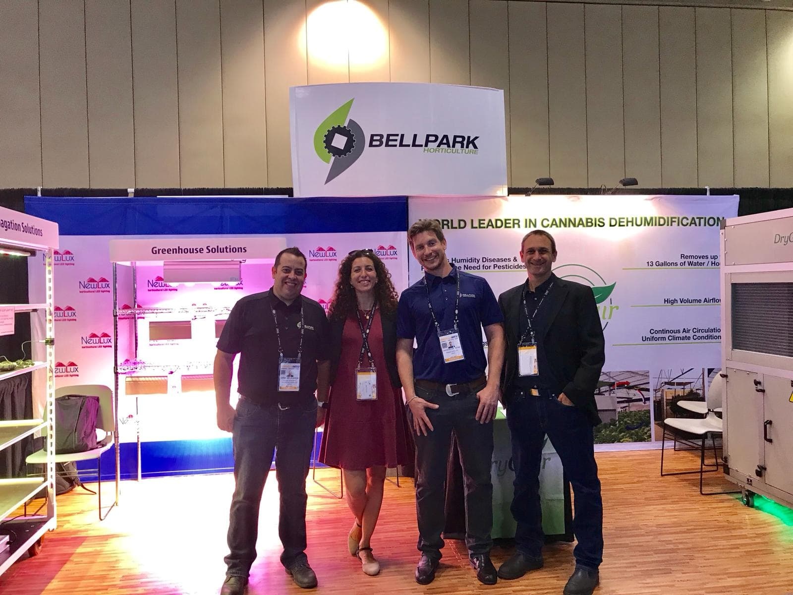 bellpark booth