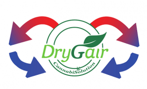 Drygair Heating and Cooling arrows