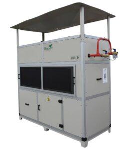 commercial greenhouse dehumidifier DG-6 unit