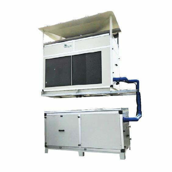 DG-12 Heating & Cooling Split