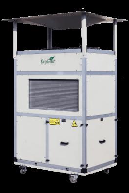 DG3 dehumidification unit