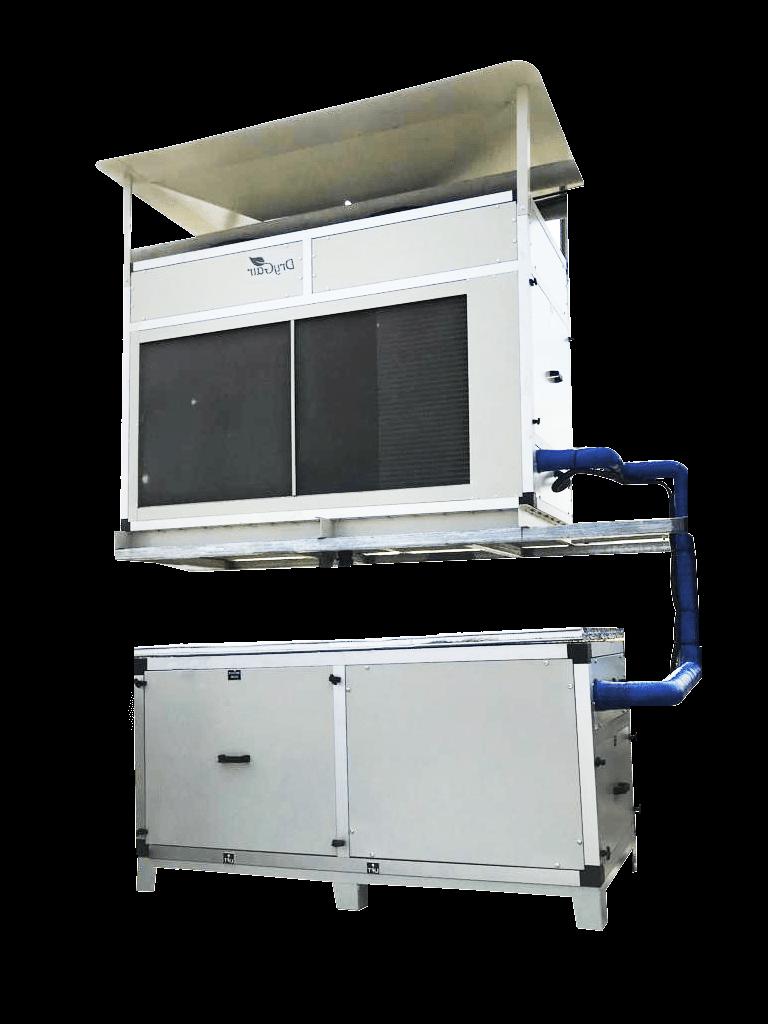 División de Calefacción & Refrigeración DG-6