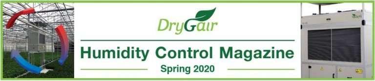 humidity control magazine drygair