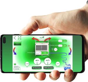 SmartDG - dehumidifier water meter